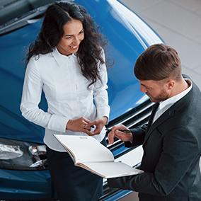 Schritt 2: Festlegen der Beleihsumme für den Autopfandkredit